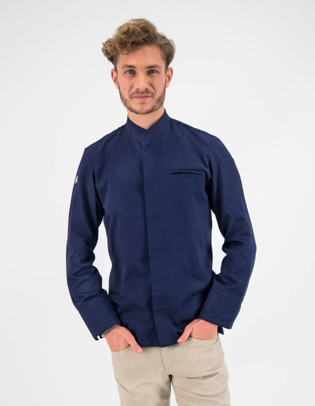 Chef Jacket Alain Patriot Blue
