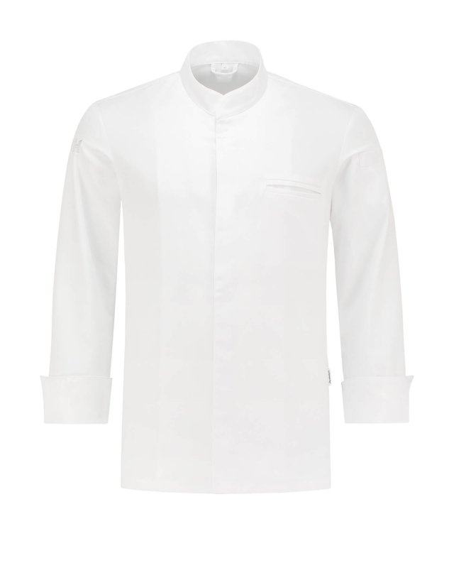 Chef Jacket Alain White