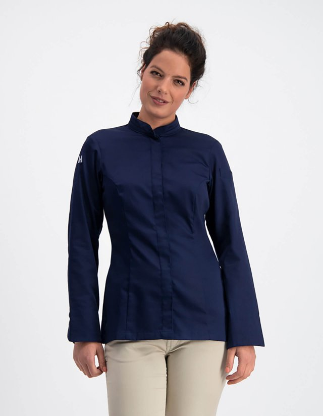 Chef Jacket Elise Patriot Blue