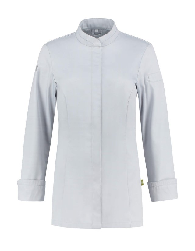 Chef Jacket Elise Pearl Grey