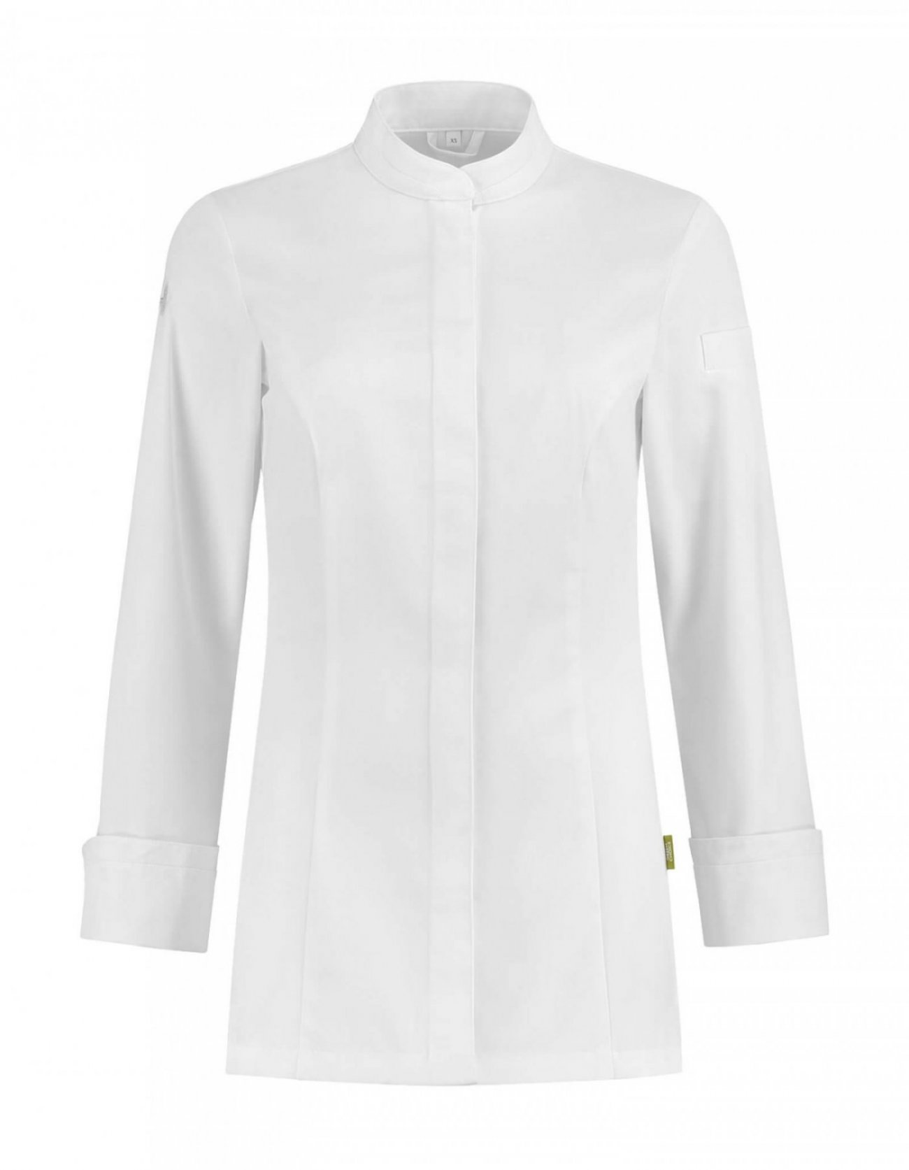 Chef Jacket Elise White
