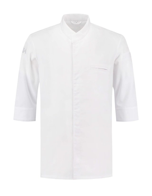 Chef Jacket Fabian White