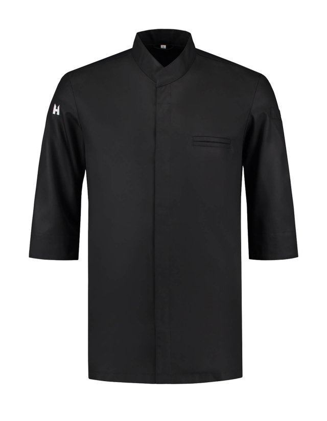 Chef Jacket Fabian Black