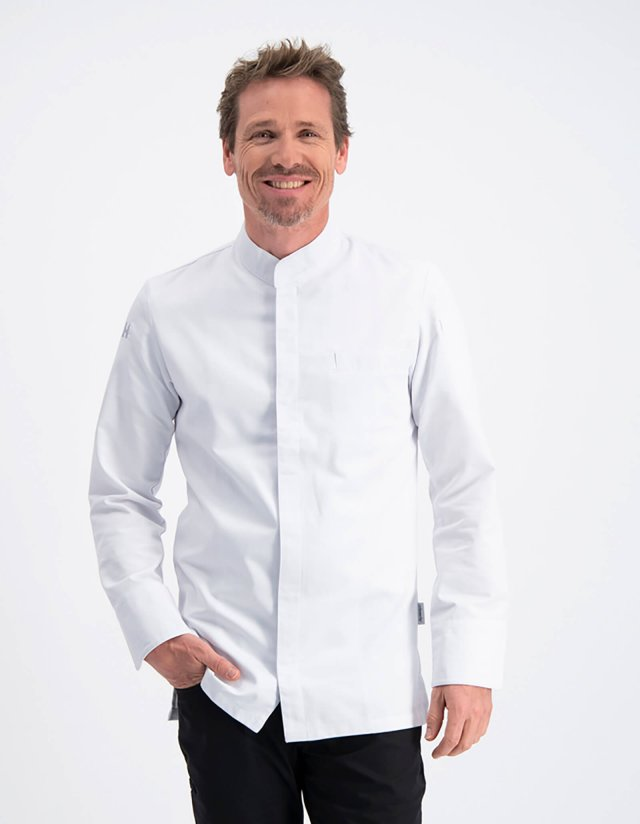 Chef Jacket Gusto White