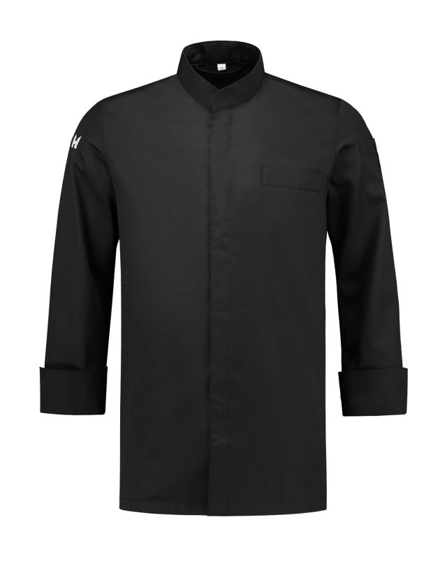 Chef Jacket Gusto Black