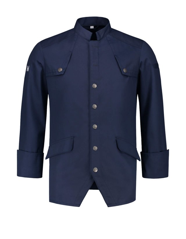 Chef Jacket Morgan Navy