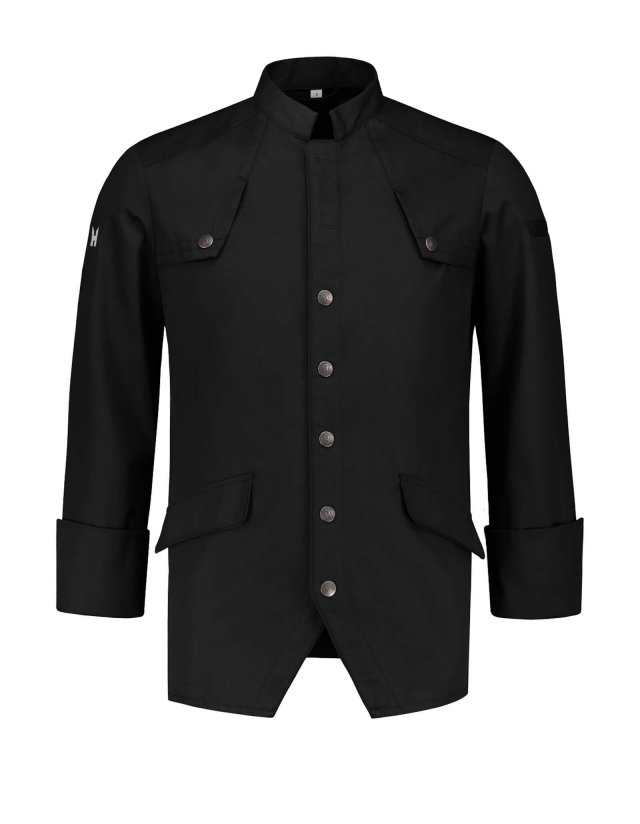 Chef Jacket Morgan Black