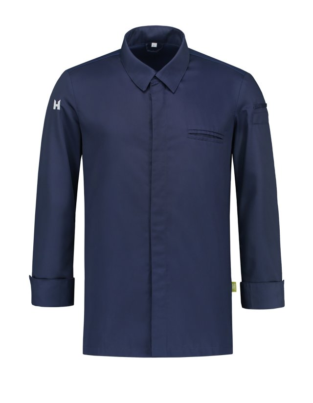 Chef Jacket Angelo Patriot Blue