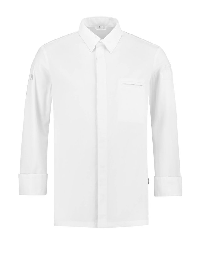 Chef Jacket Angelo White