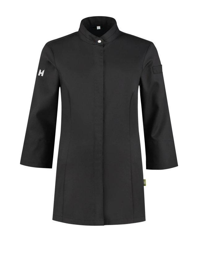 Chef Jacket Esmee Black