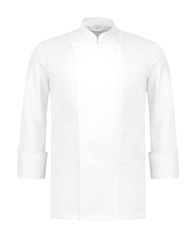 Chef Jacket Dave White