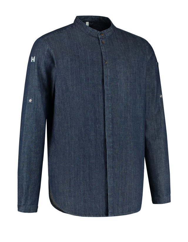 Chef Jacket Chavi Sturdy denim