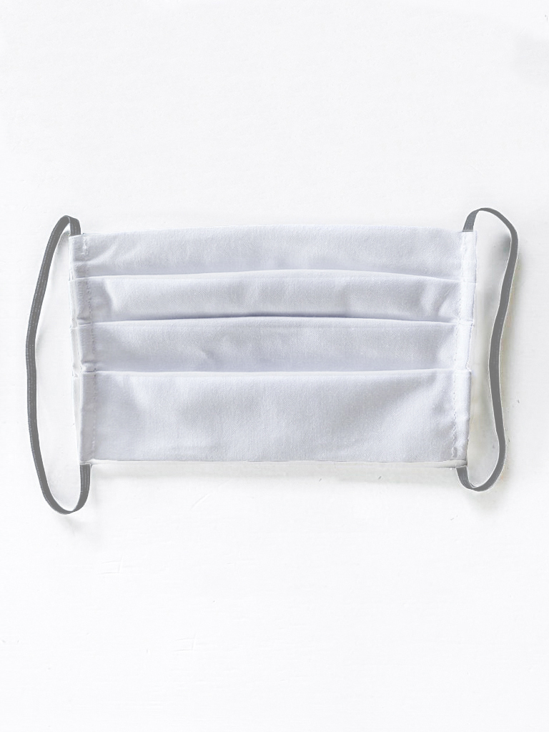 Face Mask White (10 pieces)