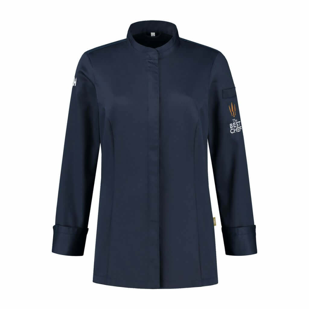 Chef Jacket The Best Chef Elise Patriot Blue